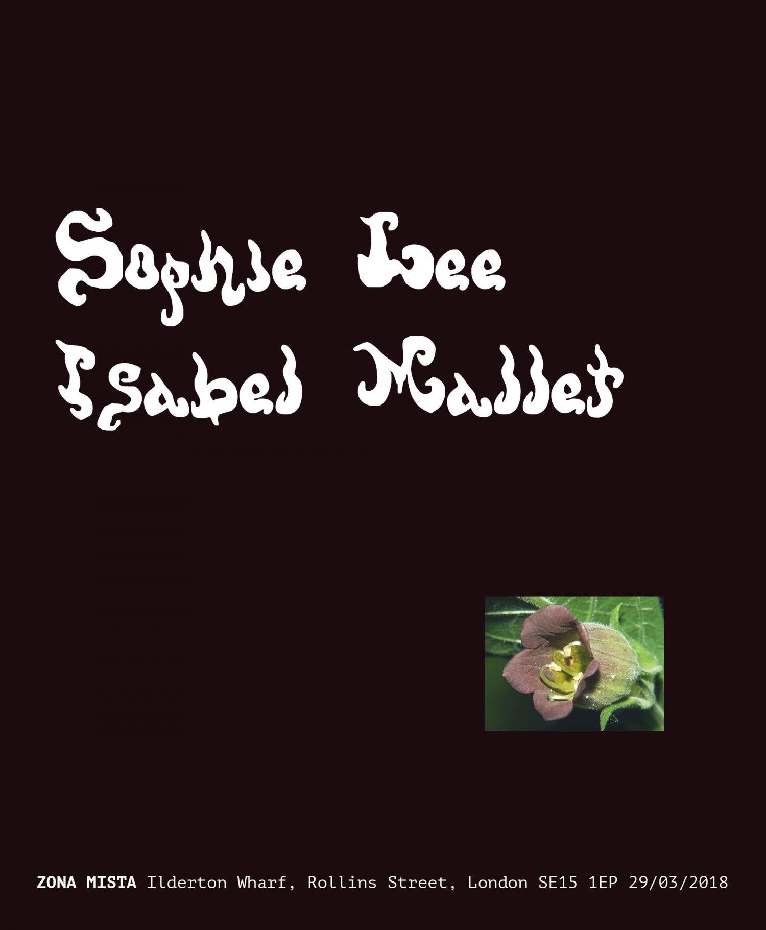 Isabel Mallet - Bio