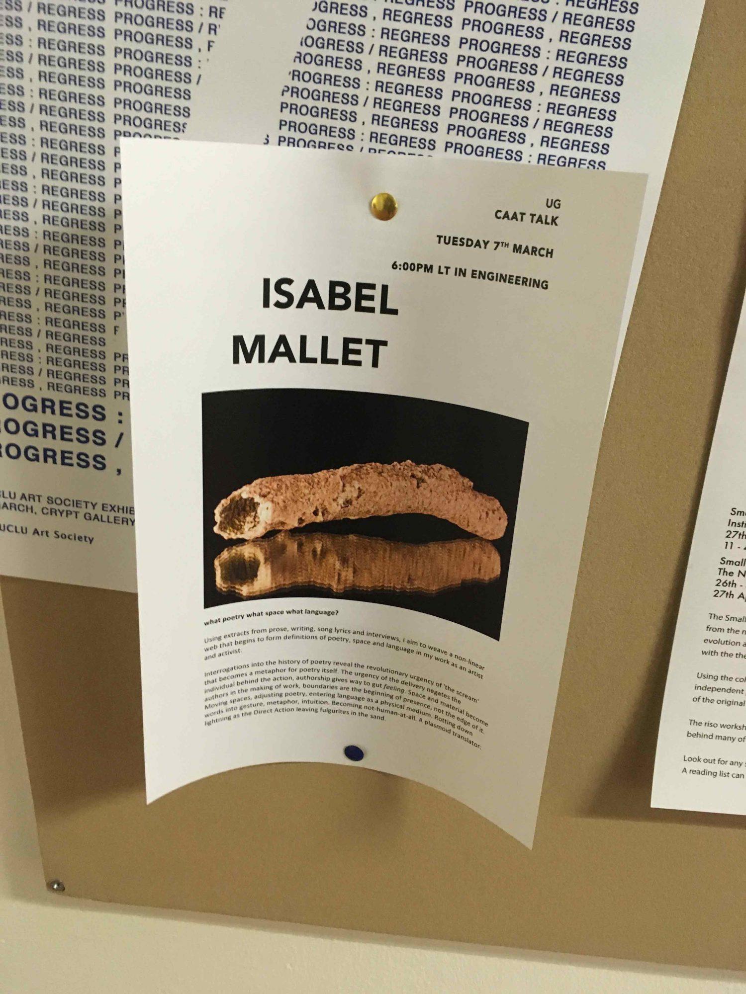 Isabel Mallet - /__/__/     \__\__\__